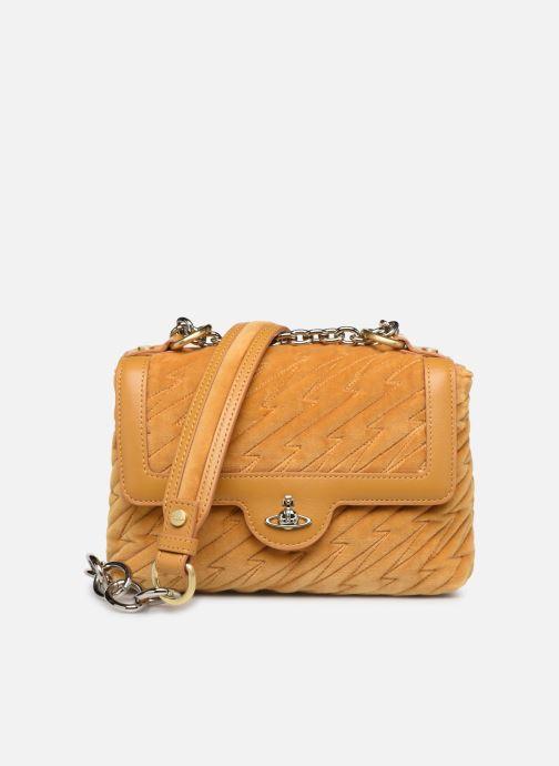 Sacs à main Vivienne Westwood Coventry Medium Handbag Jaune vue détail/paire