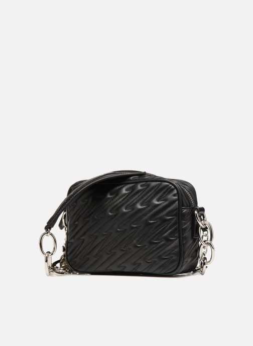 Handtaschen Vivienne Westwood Coventry Camera Bag schwarz schuhe getragen