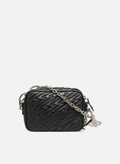 Handtaschen Vivienne Westwood Coventry Camera Bag schwarz ansicht von vorne
