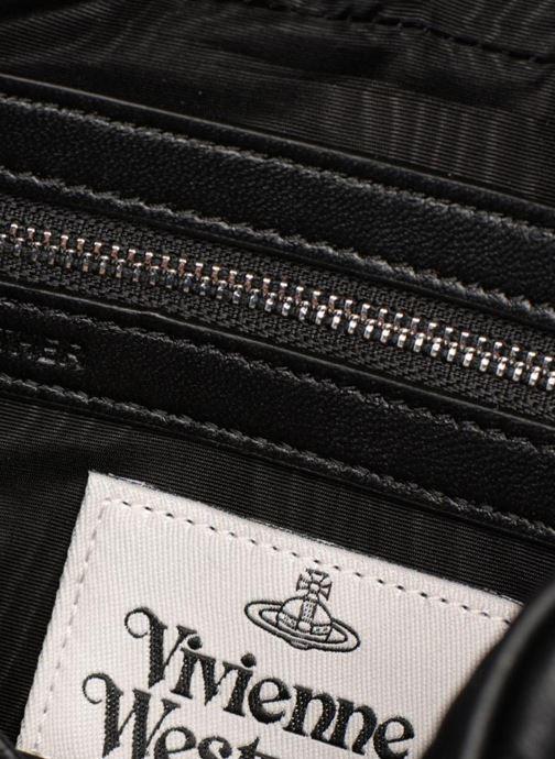 Handtaschen Vivienne Westwood Coventry Camera Bag schwarz ansicht von hinten