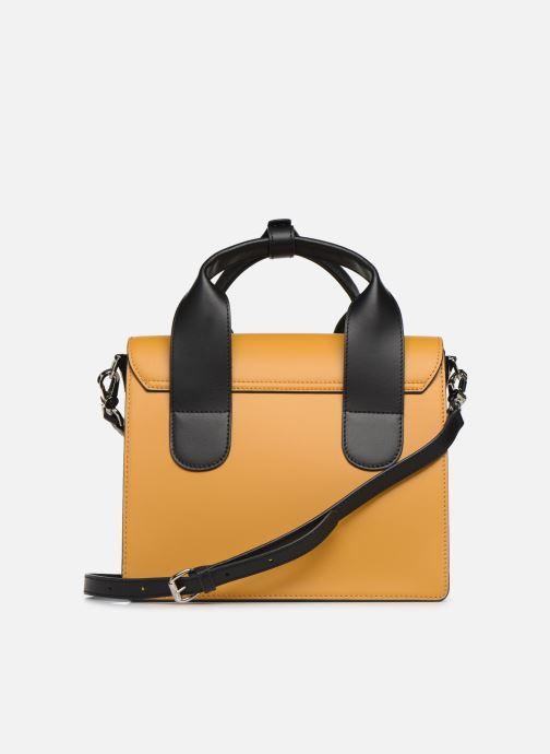 Sacs à main Vivienne Westwood Alex Medium Handbag Jaune vue face