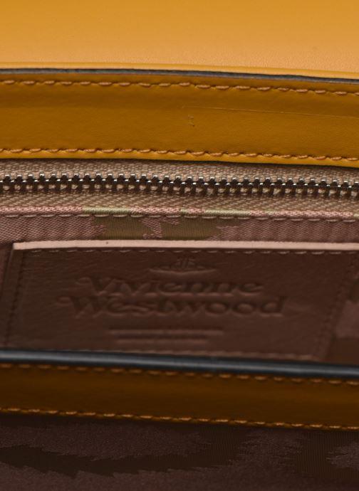 Sacs à main Vivienne Westwood Alex Medium Handbag Jaune vue derrière