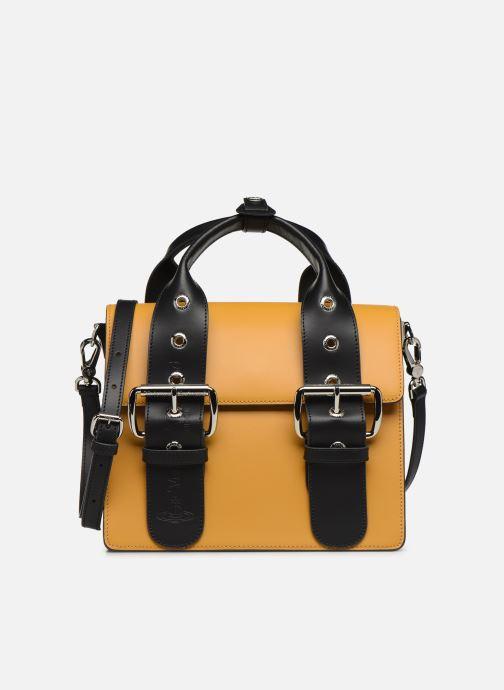 Sacs à main Vivienne Westwood Alex Medium Handbag Jaune vue détail/paire