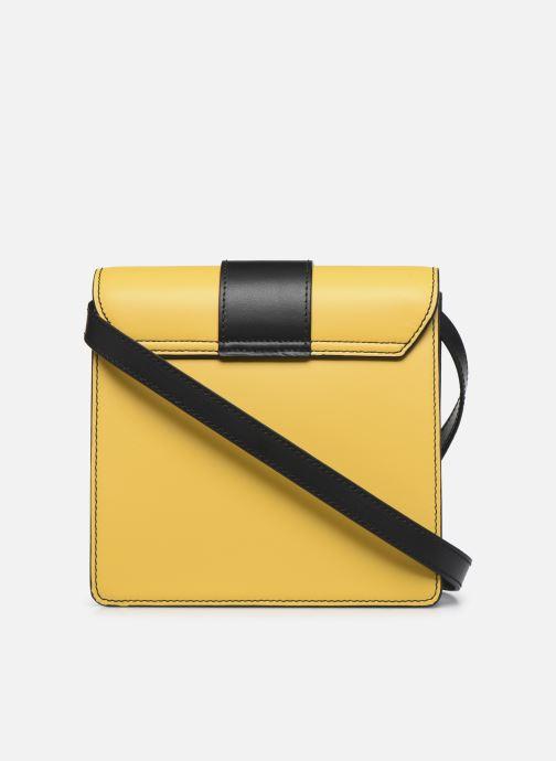 Sacs à main Vivienne Westwood Alex Small Handbag Jaune vue face