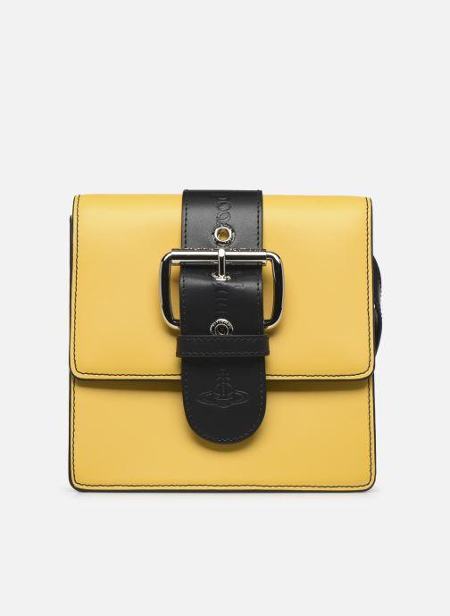 Sacs à main Vivienne Westwood Alex Small Handbag Jaune vue détail/paire
