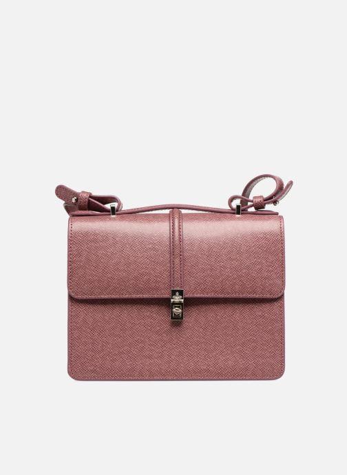 Handtaschen Vivienne Westwood Sofia Medium Shoulder Bag rosa detaillierte ansicht/modell