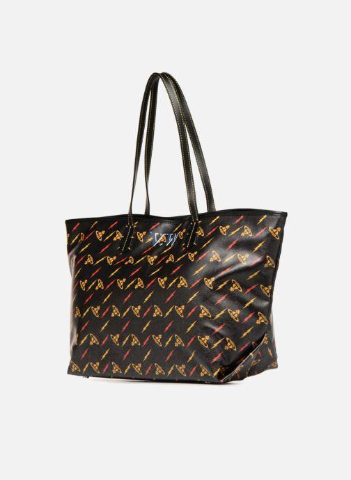 Handtaschen Vivienne Westwood Colette Smalla Shoulder Bag schwarz schuhe getragen