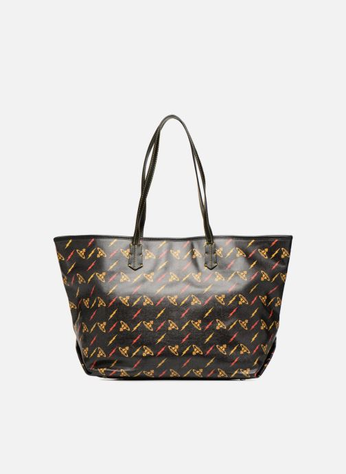Sacs à main Vivienne Westwood Colette Smalla Shoulder Bag Noir vue face