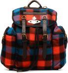 Maasai Shuka Small Army Backcpack