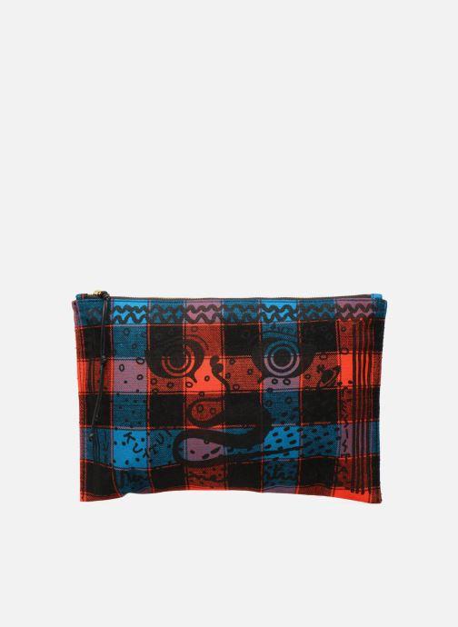 Kleine lederwaren Tassen Maasai Shuka Pouch