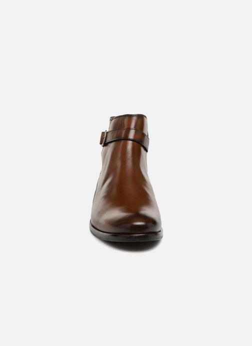 Bottines et boots Brett & Sons Liam Marron vue portées chaussures