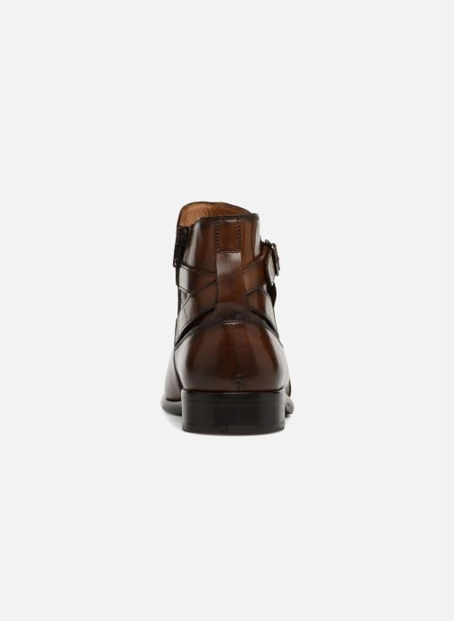Bottines et boots Brett & Sons Liam Marron vue droite