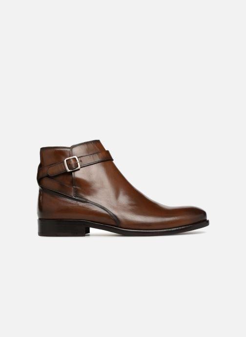 Bottines et boots Brett & Sons Liam Marron vue derrière