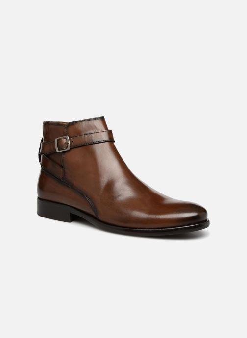 Bottines et boots Brett & Sons Liam Marron vue détail/paire