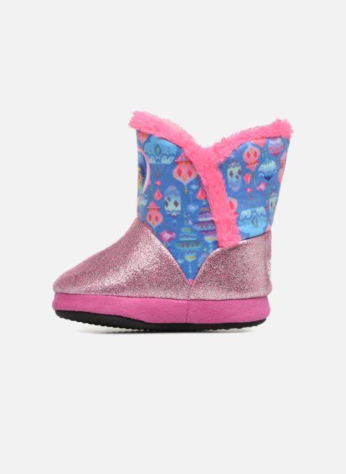 Pantofole Shimmer & Shine Sigrid Rosa immagine frontale