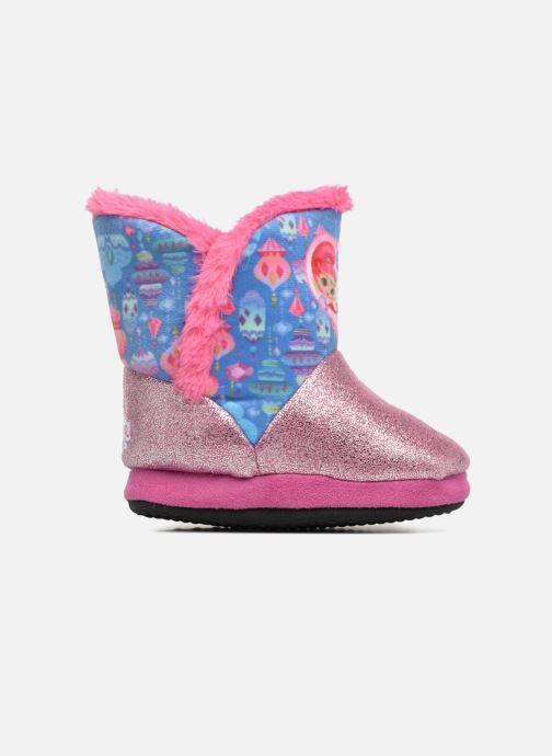 Pantofole Shimmer & Shine Sigrid Rosa immagine posteriore