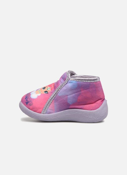 Slippers Shimmer & Shine Savana Purple front view
