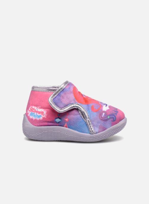 Slippers Shimmer & Shine Savana Purple back view