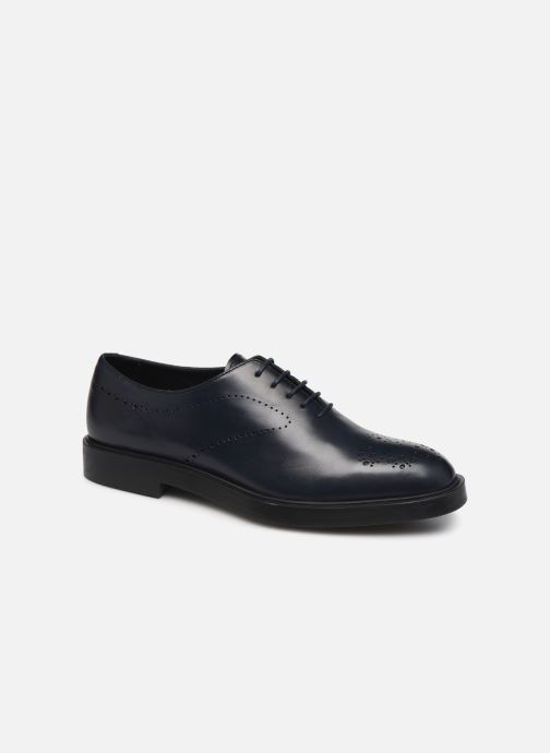 Chaussures à lacets Fratelli Rossetti Lady Pier Derby Bleu vue détail/paire