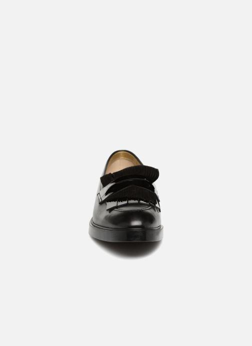 Mocassins Fratelli Rossetti Lady Pier Mocassin Noir vue portées chaussures