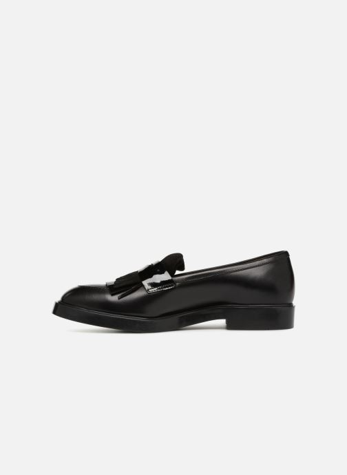 Loafers Fratelli Rossetti Lady Pier Mocassin Black front view