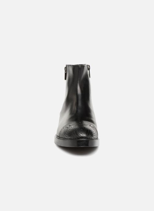 Bottines et boots Fratelli Rossetti Lady Pier Boots Noir vue portées chaussures