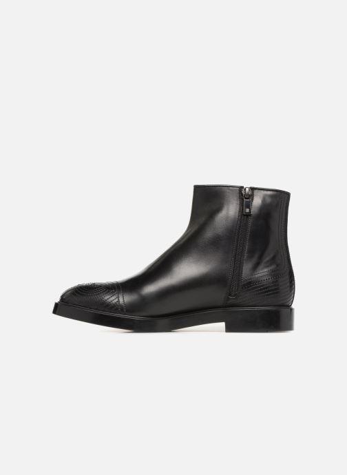 Bottines et boots Fratelli Rossetti Lady Pier Boots Noir vue face