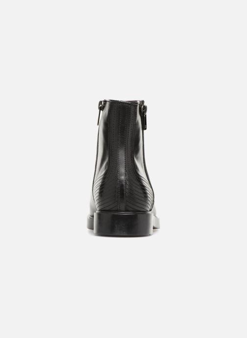 Bottines et boots Fratelli Rossetti Lady Pier Boots Noir vue droite