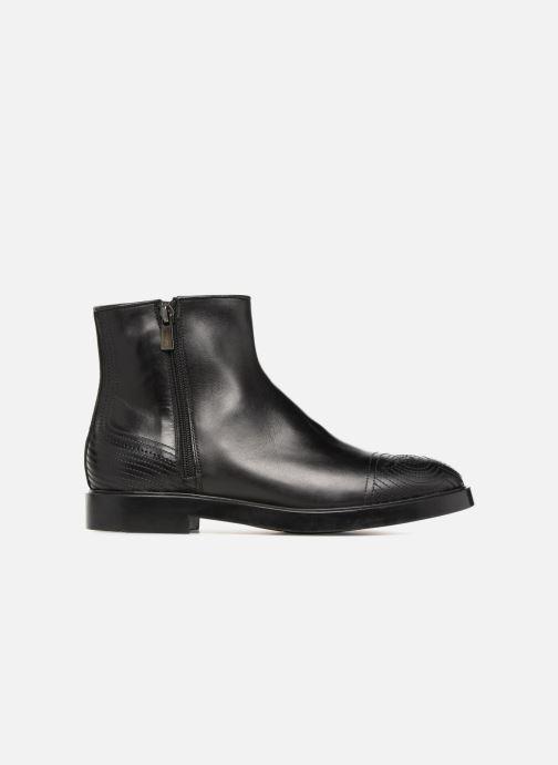 Bottines et boots Fratelli Rossetti Lady Pier Boots Noir vue derrière