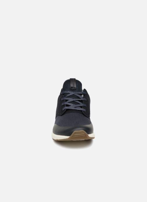Baskets Jack & Jones JFWBOLTON MIXED Bleu vue portées chaussures