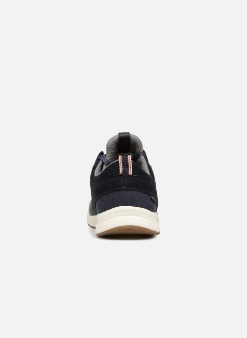 Sneaker Jack & Jones JFWBOLTON MIXED blau ansicht von rechts