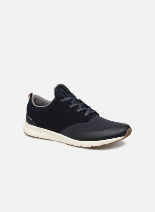 Baskets Jack & Jones JFWBOLTON MIXED Bleu vue détail/paire