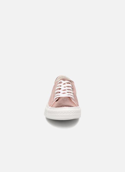 Sneakers Vero Moda Beth Sandal Rosa modello indossato