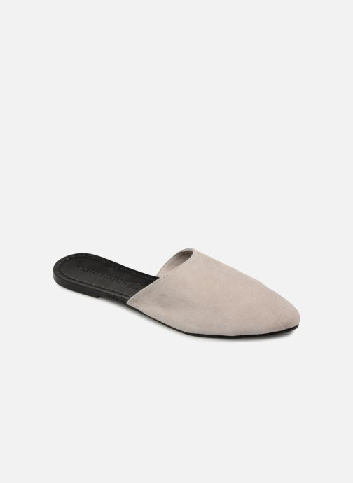 Lia Leather Mule