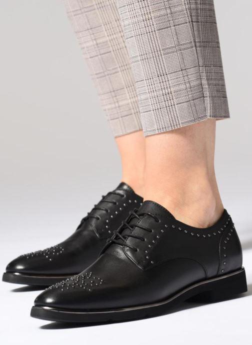 Zapatos con cordones JB MARTIN PRETTYS Negro vista de abajo