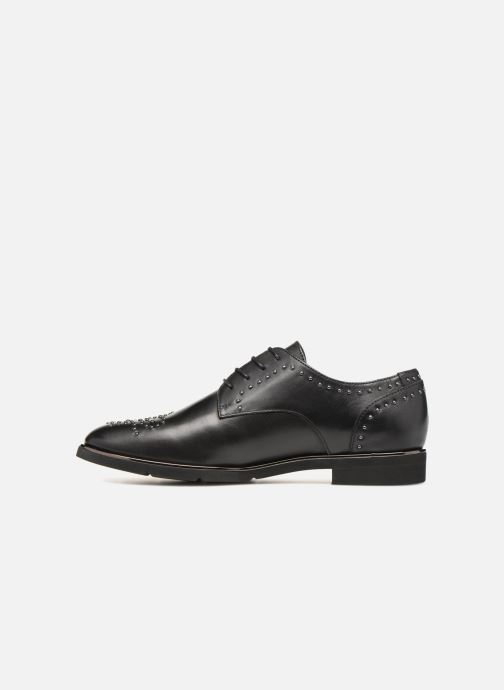 Lace-up shoes JB MARTIN PRETTYS Black front view
