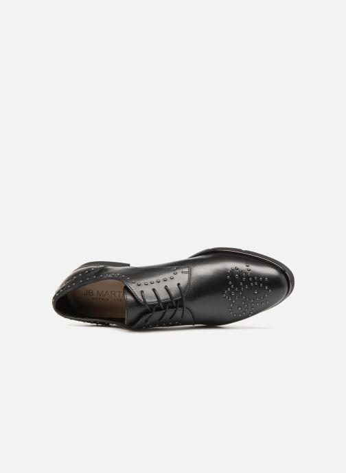 Zapatos con cordones JB MARTIN PRETTYS Negro vista lateral izquierda