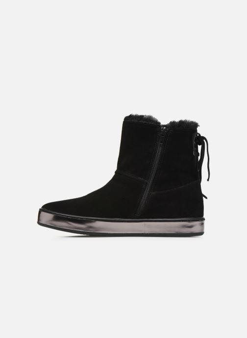 Bottines et boots JB MARTIN IWOCK Noir vue face