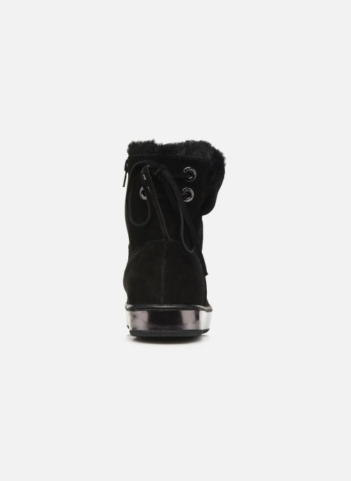 Bottines et boots JB MARTIN IWOCK Noir vue droite