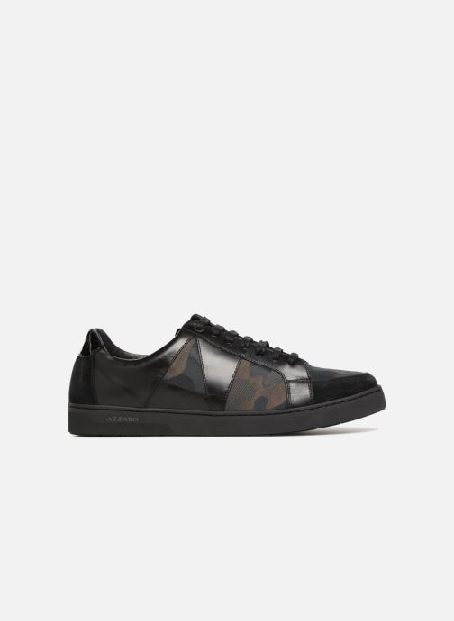 Trainers Azzaro AKTUEL Black back view