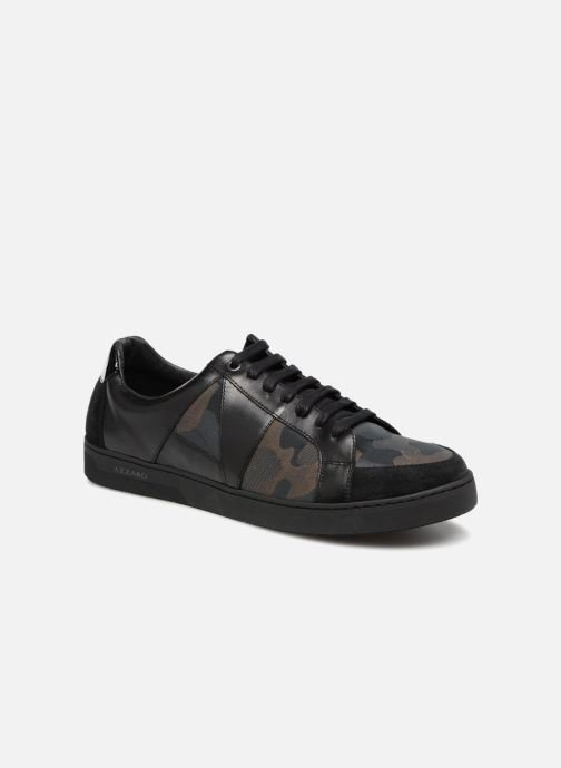 Trainers Azzaro AKTUEL Black detailed view/ Pair view