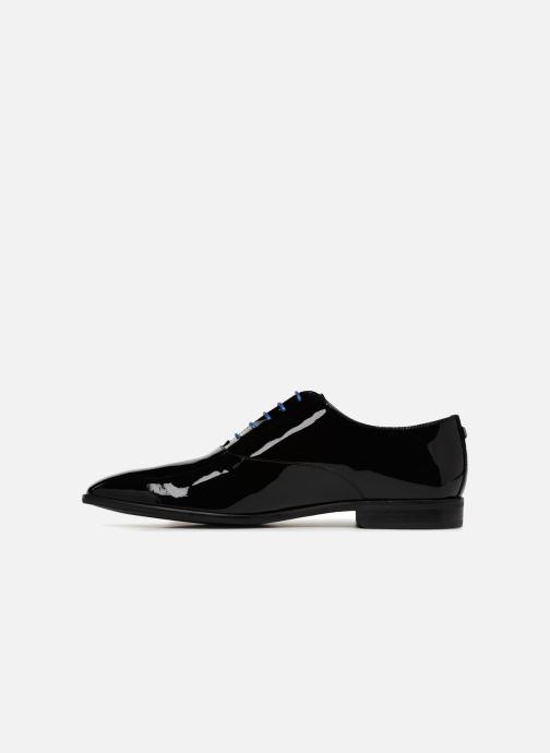 Chaussures à lacets Azzaro ROSINO Noir vue face