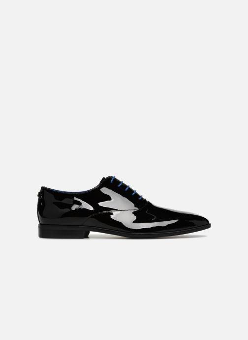 Zapatos con cordones Azzaro ROSINO Negro vistra trasera