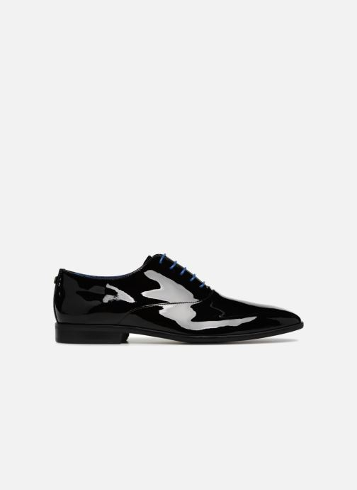 Lace-up shoes Azzaro ROSINO Black back view