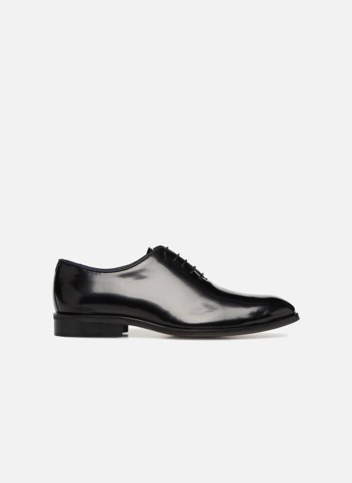 Zapatos con cordones Azzaro WAYER Negro vistra trasera