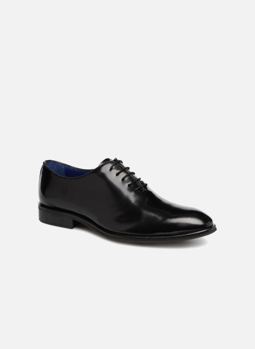 Chaussures à lacets Azzaro WAYER Noir vue détail/paire