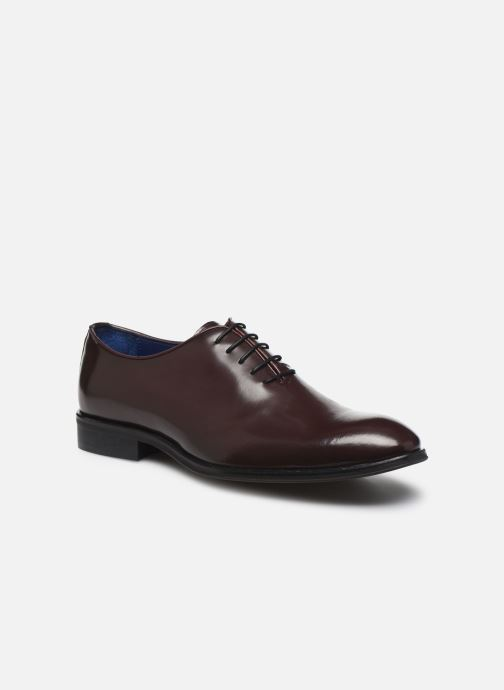 Zapatos con cordones Azzaro WAYER Vino vista de detalle / par