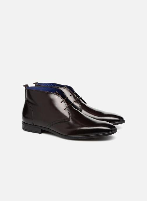 Bottines et boots Azzaro ISSARD Marron vue 3/4