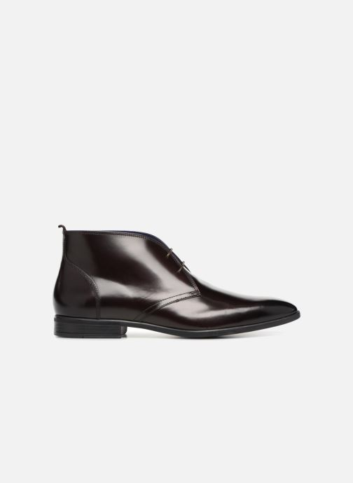Ankle boots Azzaro ISSARD Brown back view
