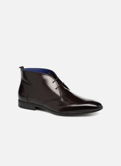 Ankle boots Azzaro ISSARD Brown detailed view/ Pair view